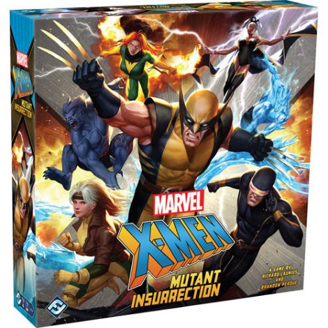 X-Men : Mutant Insurrection