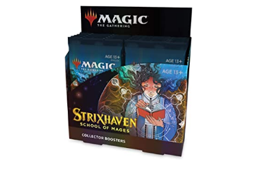 MtG: Collector's Strixhaven Booster box (pre-order)