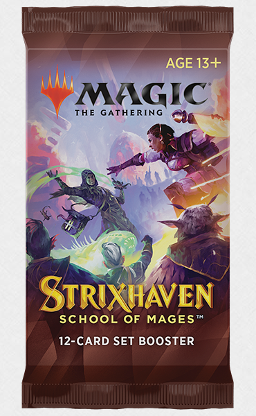 MtG: Strixhaven set Booster pack (pre-order)