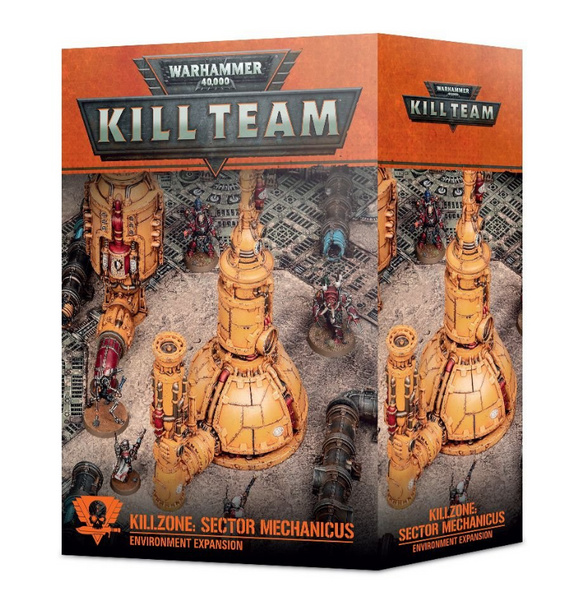 Killzone : Sector Mechanicus