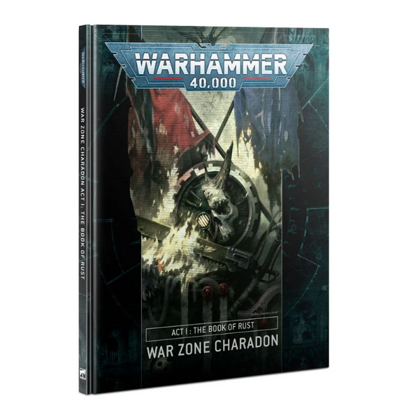 War Zone Charadon - Act I : The Book of Rust