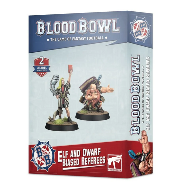 Blood Bowl Team: biased referees