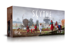 Scythe : Invaders from Afar expansion