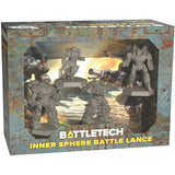 Battletech - Inner Sphere battle lance