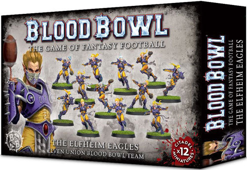 Blood Bowl Team: Athelorn Avengers