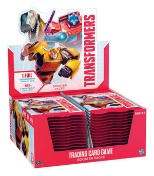 Transformers TCG : Booster box