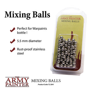 Army Painter Mixing Balls