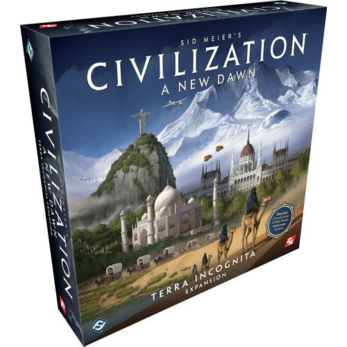 Civilization : A New Dawn Terra Incognita Expansion