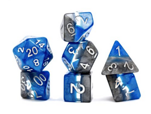 Supernova; The Heir 7 dice set
