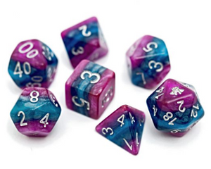 Reality Shards; Thought 7 dice set