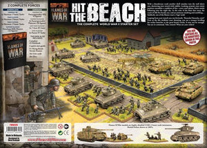 Flames of War : Hit the Beach Starter Set