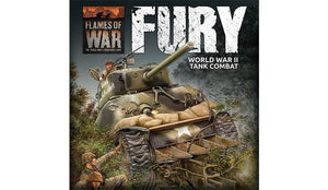 Flames of War : Fury World War 2 Tank Combat