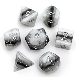 Reality Shards; Truth 7 dice set