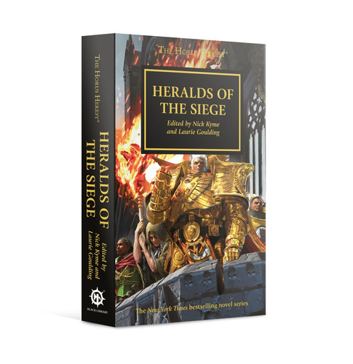 Horus Heresy Book 52: Heralds of the Siege (paperback)