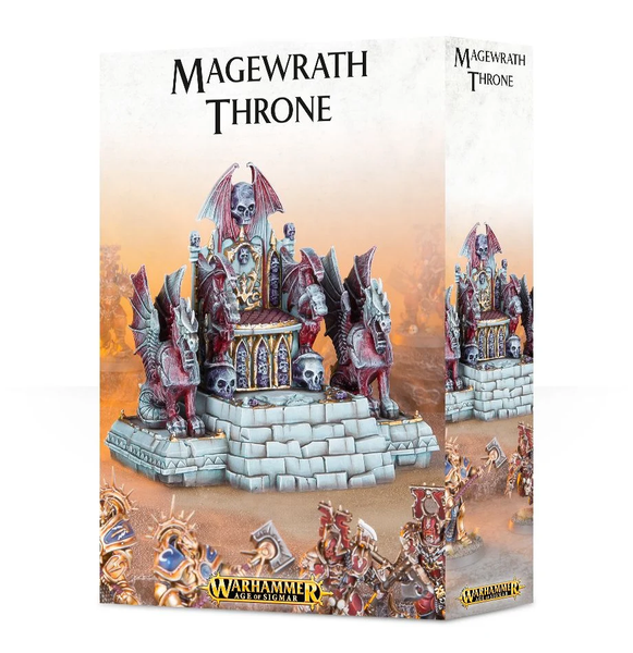 Age of Sigmar: Magewrath Throne