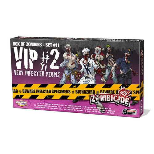 Zombicide - VIP 2 Very Infect People