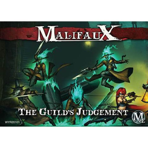 Malifaux : The Guild's Judgement
