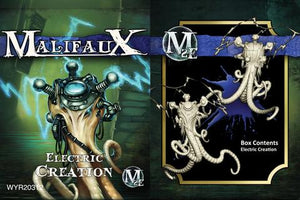 Malifaux: Electric Creation