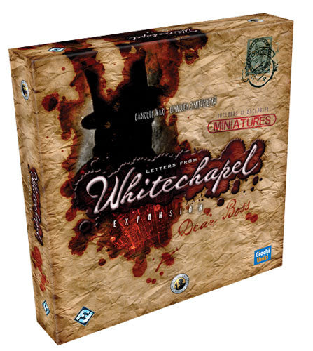 Letters from Whitechapel: Dear Boss Expansion