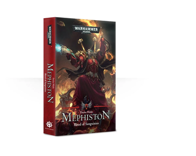 Mephiston : Blood of Sanguinius