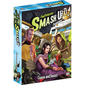 Smash Up - Cease and Desist
