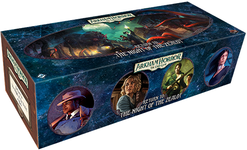 Arkham Horror TCG : Return to the Night of the Zealot
