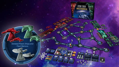 Ascendancy Spiele Star Trek