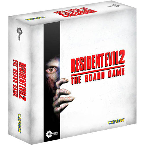 Resident Evil 2 : the boardgame