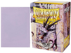 Dragon Shield Card Sleeves :  Lilac- Matte (100)