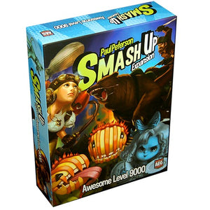 Smash Up - Awesome Level 9000