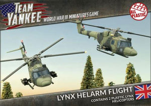 Team Yankee : British Lynx Helarm Flight
