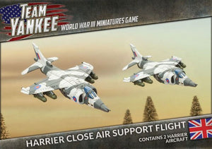 Team Yankee : British Harrier Close Air Support Flight