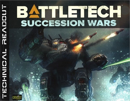 Battletech - Sucession Wars