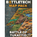 Battletech - Map pack : Battle of Tukayyid