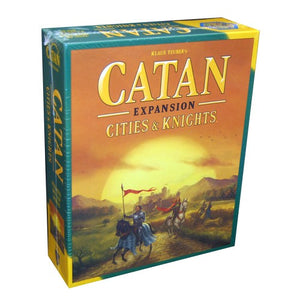 Catan : Cities & Knights expansion