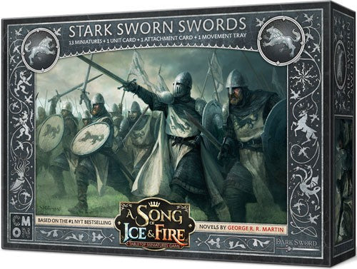 A Song of Ice & Fire : Stark Sworn Swords (end of September)
