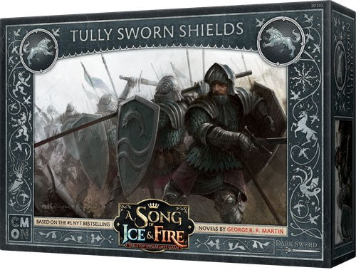 A Song of Ice & Fire : Tully Sworn Shields (end of September)