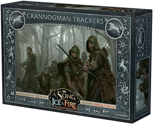 A Song of Ice & Fire : Crannogman Trackers (Mid January pre order)