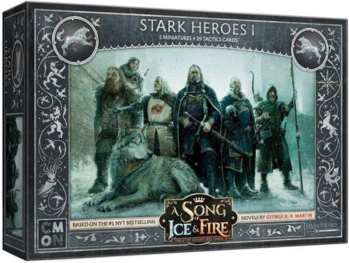 A Song of Ice & Fire : Stark Heroes (end of September)