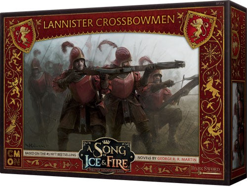 A Song of Ice & Fire : Lannister Crossbowmen