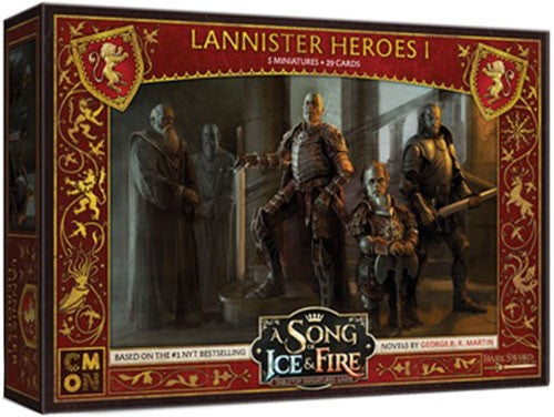 A Song of Ice & Fire : Lannister Heroes