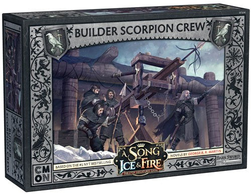 A Song of Ice & Fire : Builder Scorpion Crew