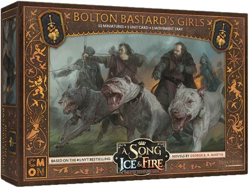 A Song of Ice & Fire : Bolton Bastard's Girls (end of October)