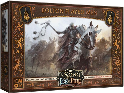 A Song of Ice & Fire : Bolton Flayed Men
