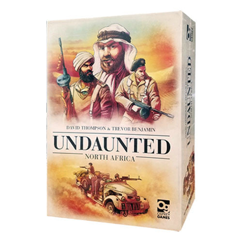 Undaunted : North Africa