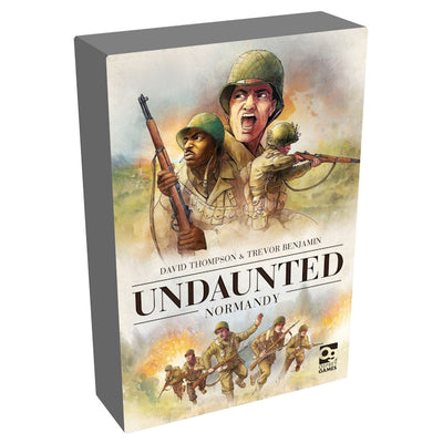 Undaunted : Normandy
