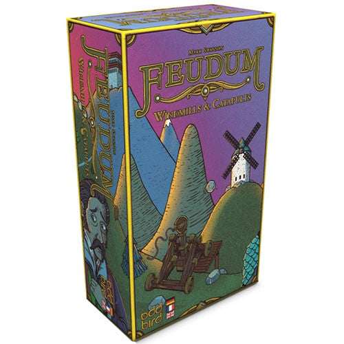 Feudum - Windmills & Catapults