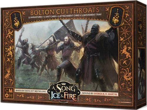 A Song of Ice & Fire : Bolton Cutthroats