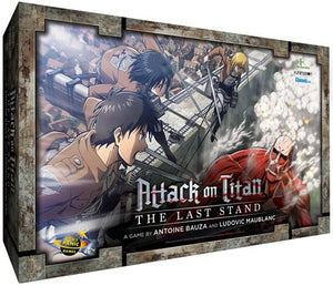 Attack on Titan : The Last Stand
