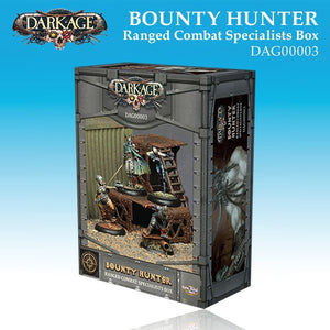 Bounty Hunters: Ranged Combat Specialists